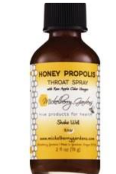 Mickelberry Gardens, Honey Propolis, 2 OZ