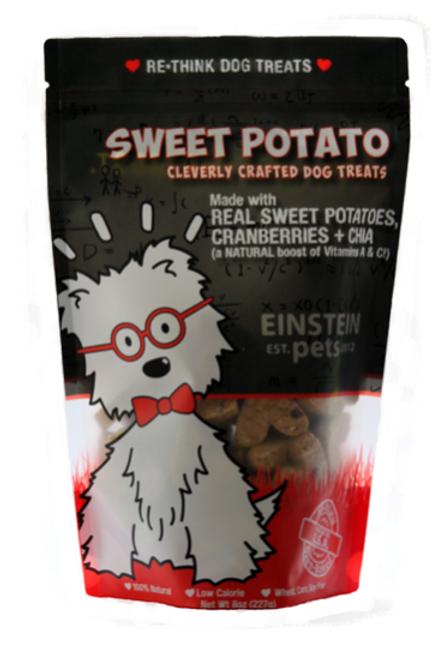 Sweet Potato - Dog Treats