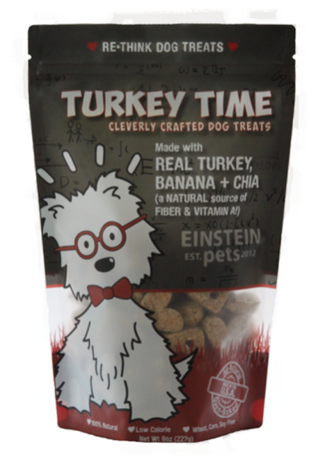 Turkey Time - Dog Treats
