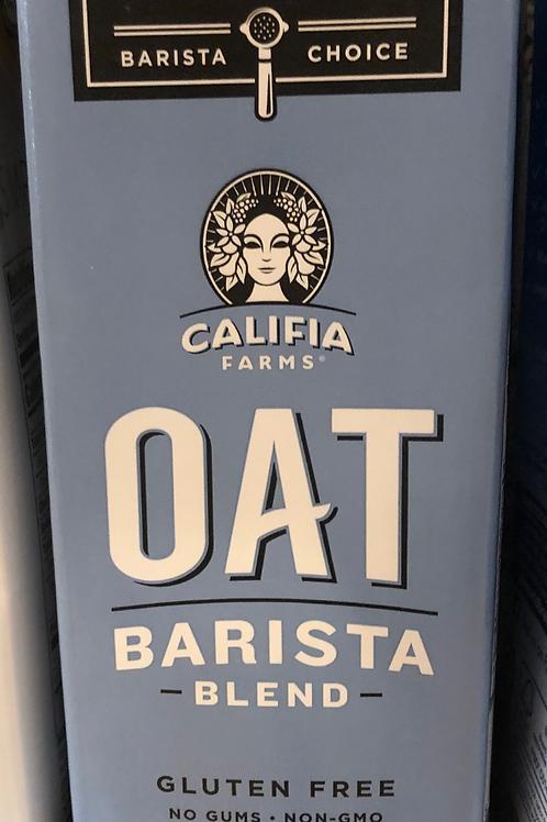 Oat Milk Barista Blend