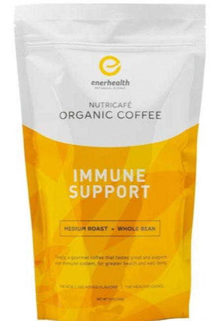Nutricafe Organic Coffee Immune Support