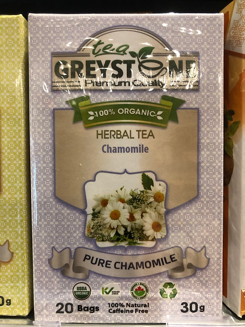 Chamomile Greystone Herbal Tea