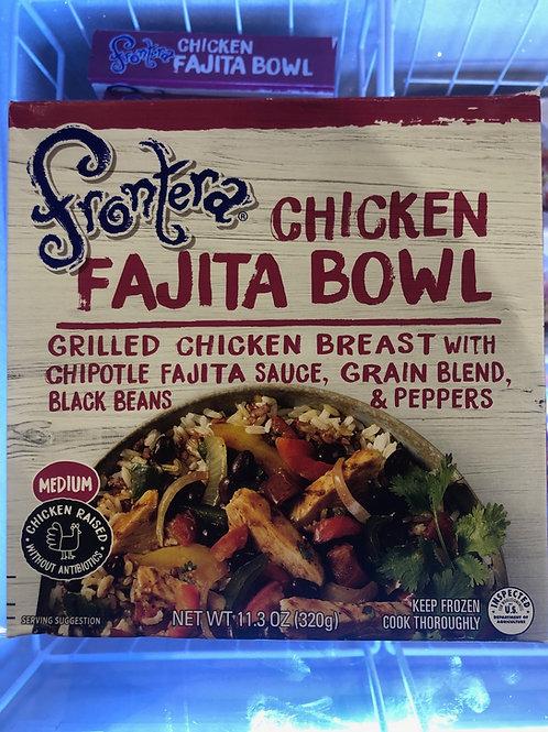 Frontera - Chicken Fajita Bowl