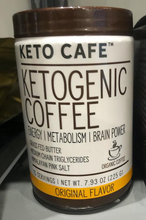 Keto Cafe - Ketogenic Coffee (Original)