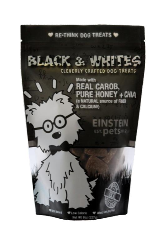 Black & Whites - Dog Treats