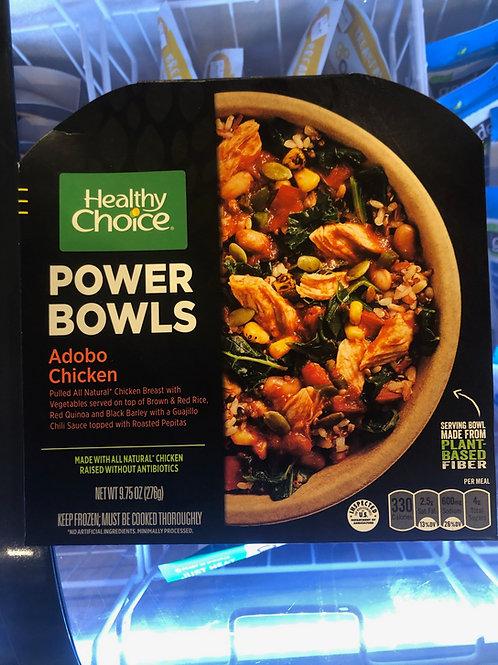 Adobo Chicken Power Bowl
