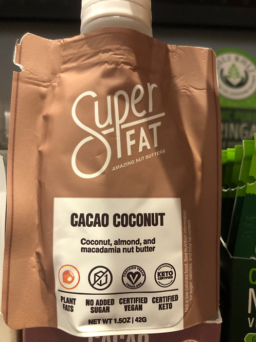 SuperFat Cacao Coconut Nut Butter