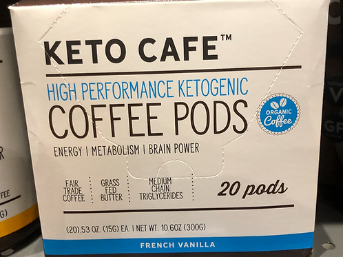 Keto Coffee Pods (20)