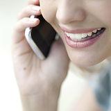 Å snakke på telefoner