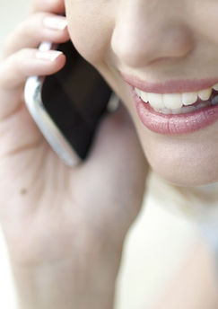 Scheduling an appointment by phone