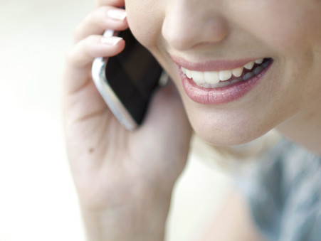 Have you ever heard of telephone counselling? Give it a go!
