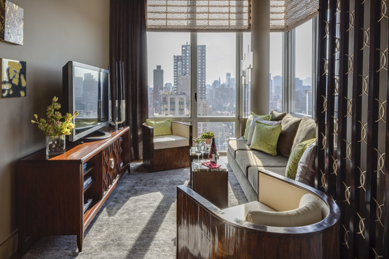 Penthouse Family Room