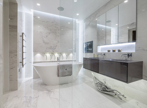9 Most Beautiful Bathrooms