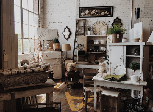 Decluttering: Tips and Apps to Help you Sort Out Your Flat!