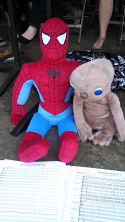 Spidey&ET
