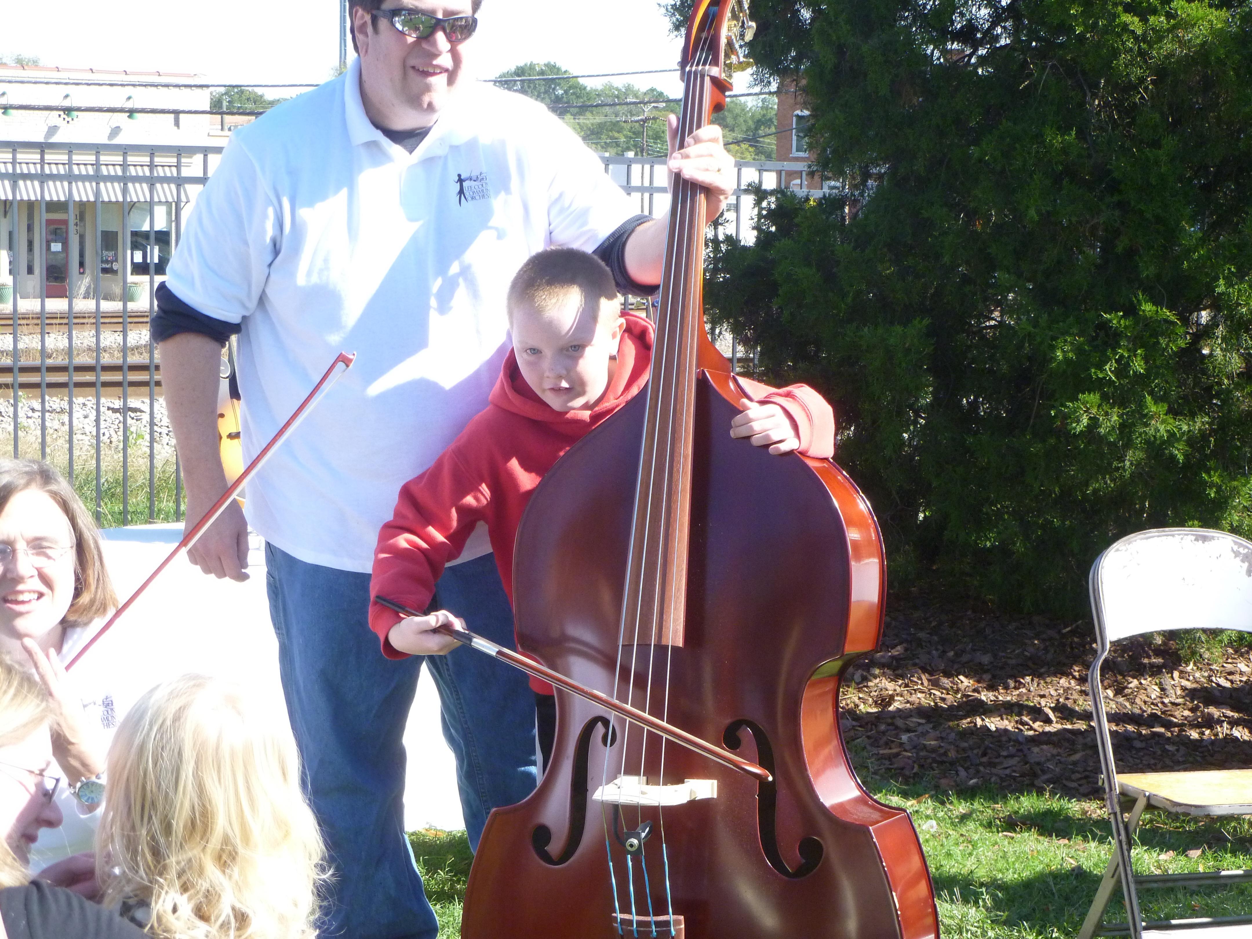 zoo bass