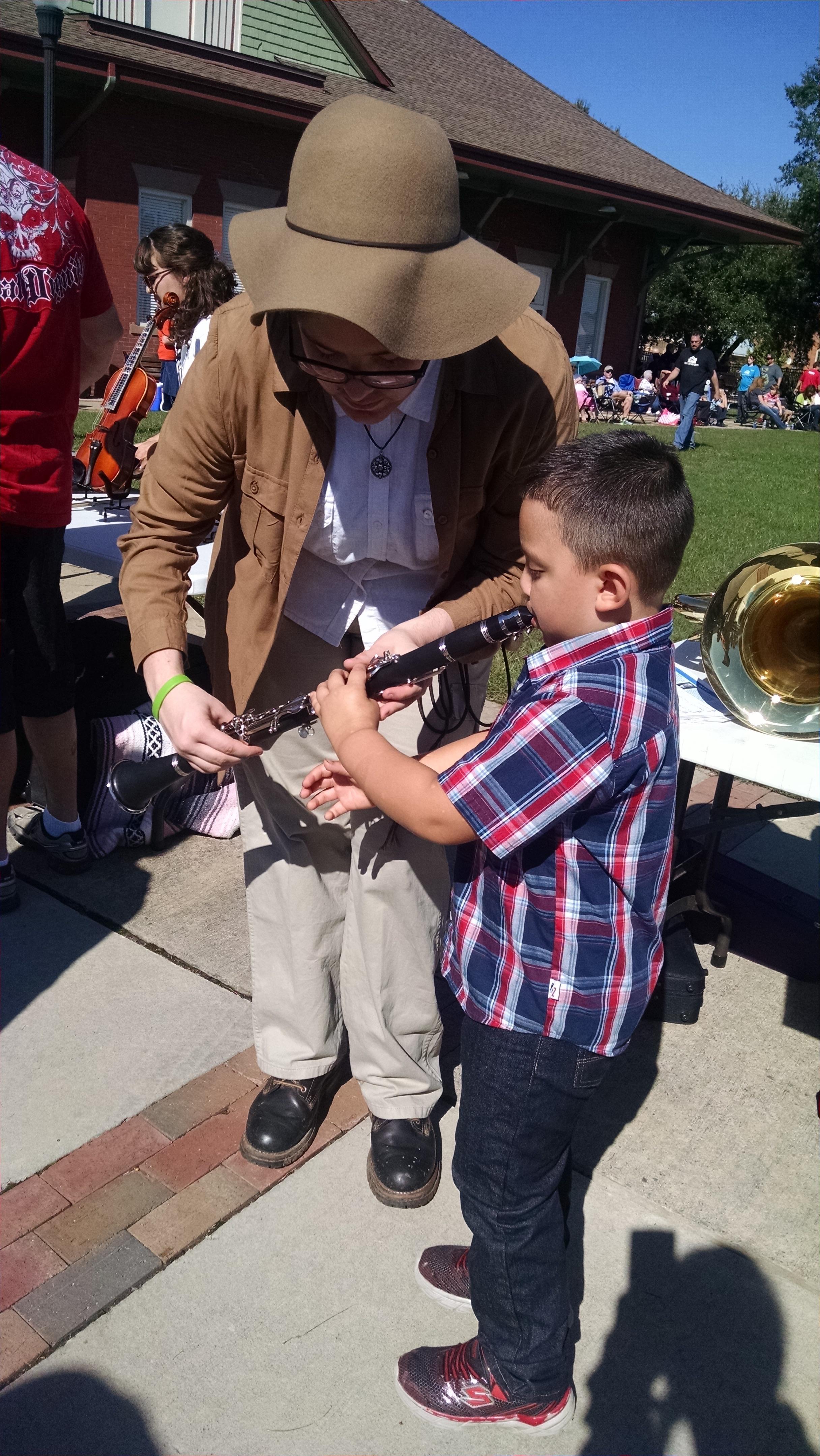 zoo clarinet