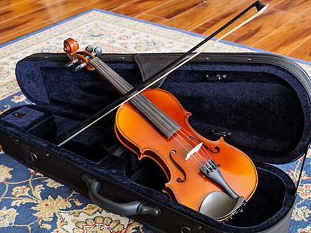 Strings Find Ways to Rehearse Responsibly