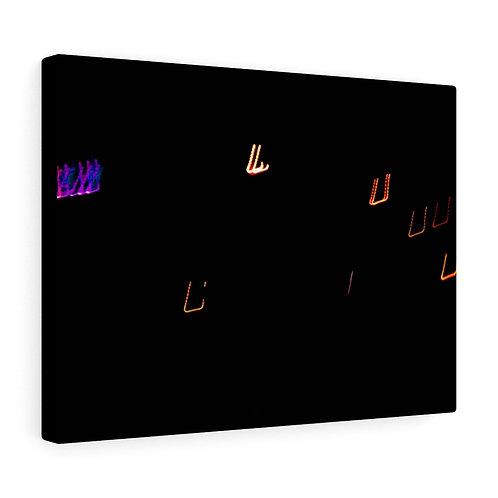 'Staples' Northern Lights Series Print
