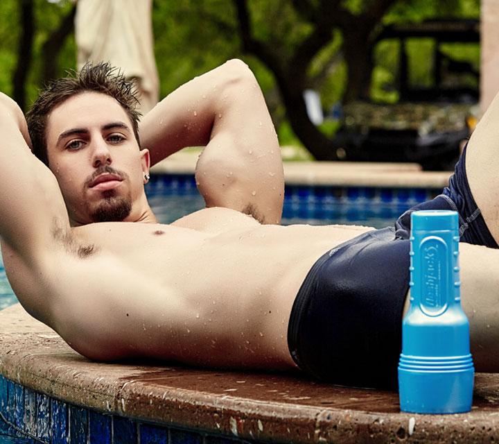 Jake Orion Poolside