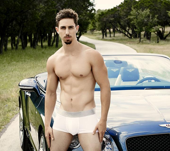 Jake Orion In Flesh Jack Underwear