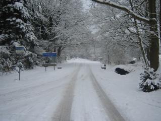 VIERHOUTEN, 23 januari 2019  Hotel de Vossenberg zet prachtige traditie voort  Als de eerste sneeuwv