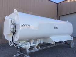 Tiger Manufacturing Water Tank