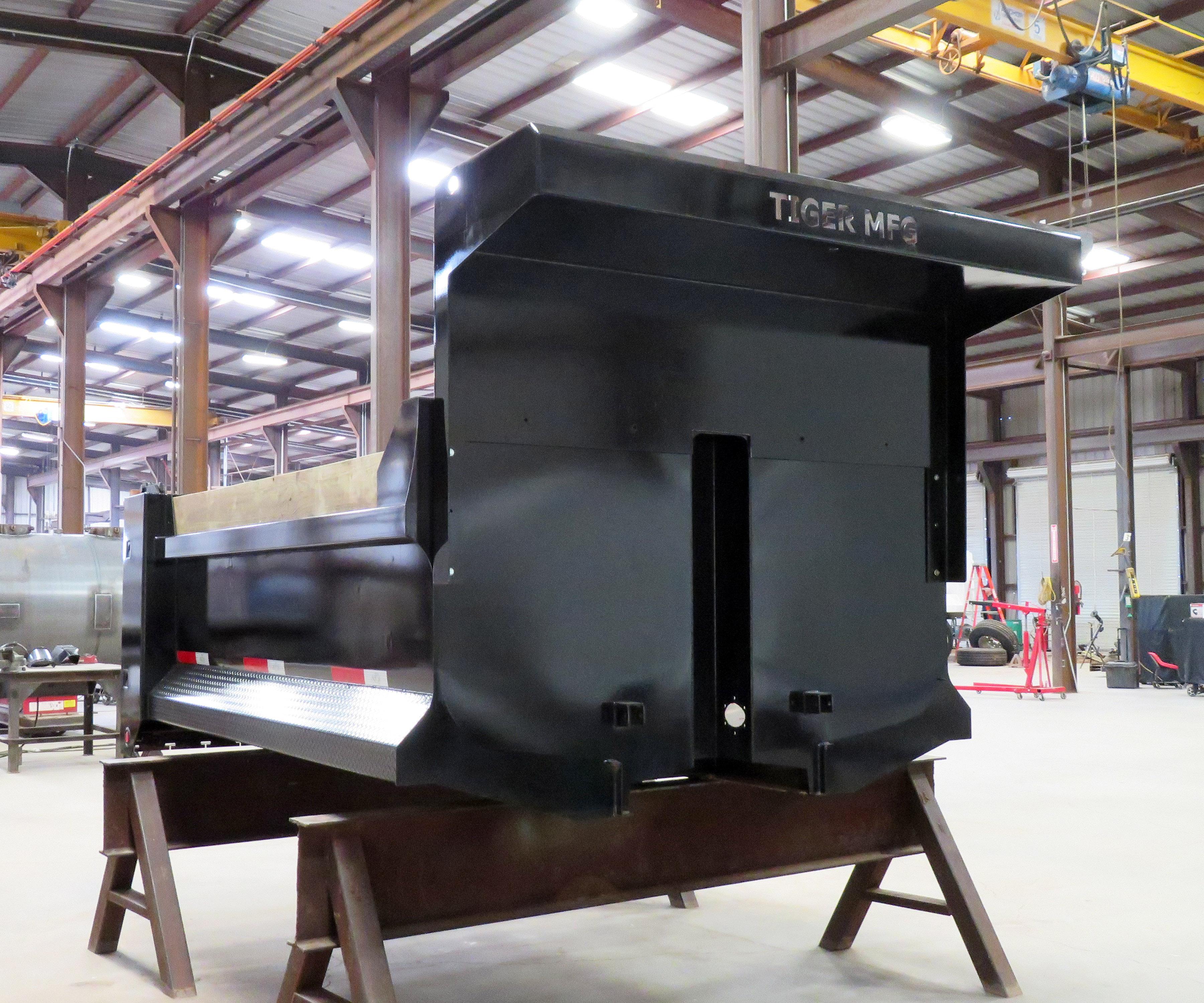 Tiger Manufacturing 10' Dump Bed