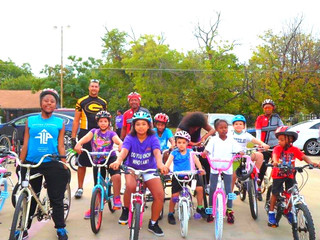 IRDCC's Monthly Bike & Breakfast Ride with Rae's Hope ~ Dallas bethelem Community Center