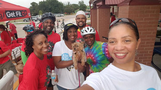 "Bike Friendly Grand Prairie - Cedar Hill ""Cyclin' With The Mayor"" Nottingham Ride at L"