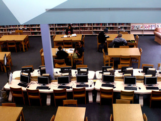From Library to Learning Commons
