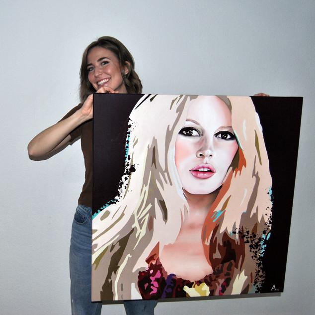 Anna Lipski Brigitte Bardot