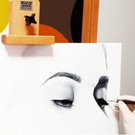 Augen Portrait