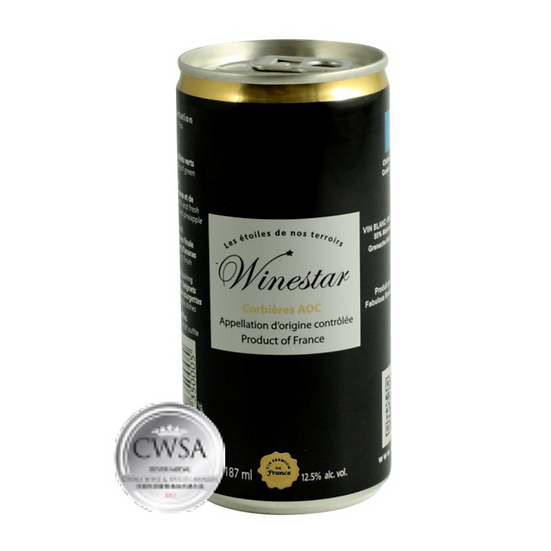 Winestar -- 白葡萄酒 (Chateau de L'ille)