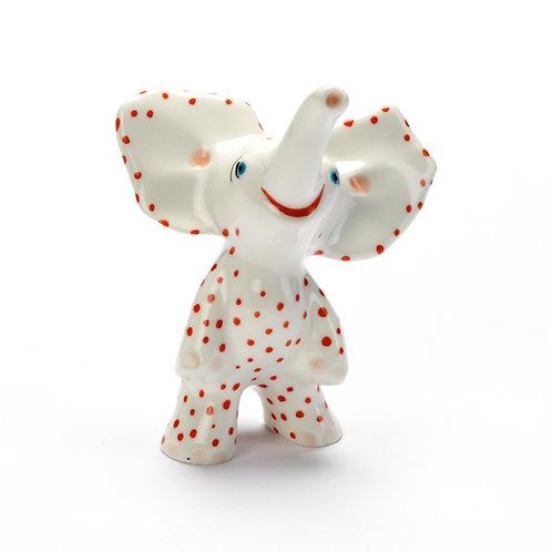 ELIAS der Glückselefant rot