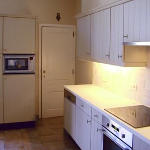Renovatie keuken Casteele
