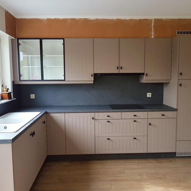 Renovatie keuken Migneaux