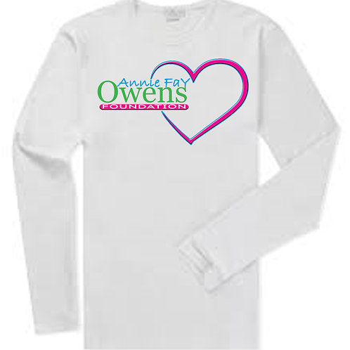 ANNIE FAY OWENS FOUNDATION LONG SLEEVE