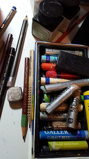 crayons, pencils, vintage pencils, vintage, lapices, crayones, tintas, ink