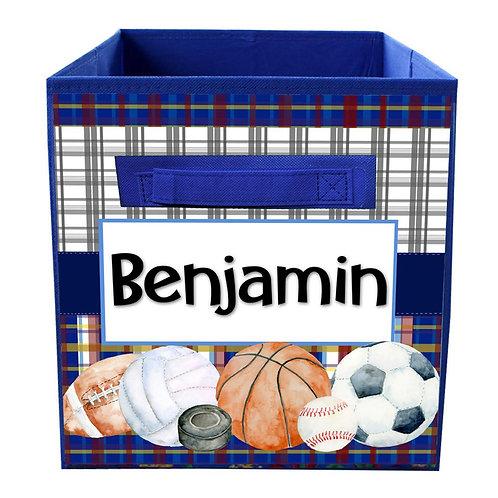 Sports FABRIC BIN