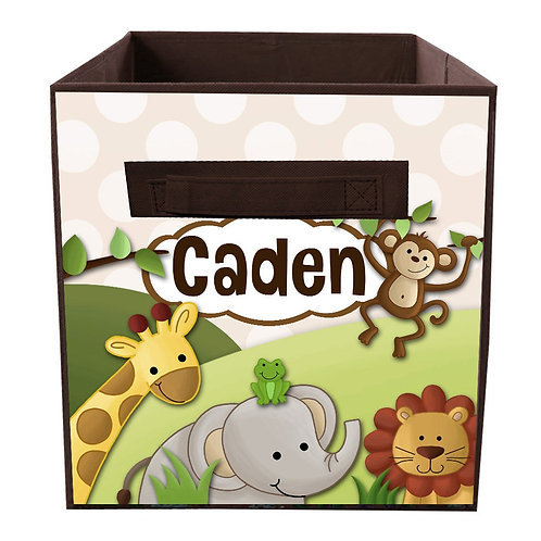 Jungle FABRIC BIN