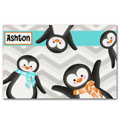 Penguin LINEN PLACEMAT