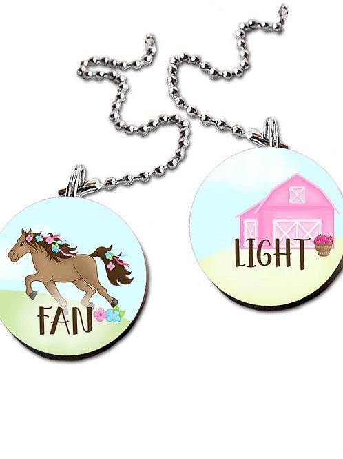 Pretty Horses FAN PULLS