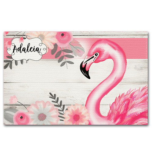 Flamingo LINEN PLACEMAT