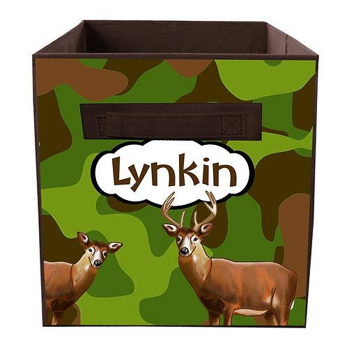Deer FABRIC BIN