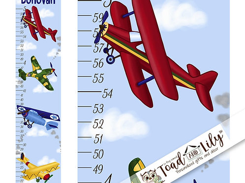 Airplane GROWTH CHART