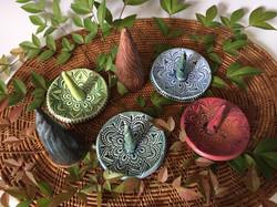 Mandala Ring Dishes