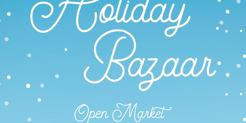 Holiday Bazaar Open Market at Memphis College of Art