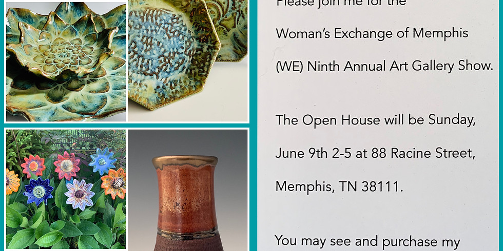 (WE) Open House 9th Annual Art Gallery Show