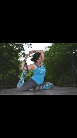 Roxanne-Yoga Teacher at Sumits Yoga